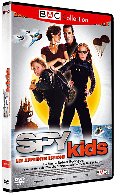 [DF] Spy Kids [FRENCH] [DVDRIP]
