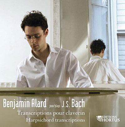 bach - J.S. Bach : œuvres pour clavier en tout genre 3487720000508