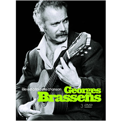 Georges Brassens - A Bobino affiche