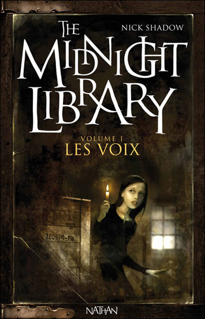 The Midnight Library de Nick Shadow ,tome 1 : dans accueil 9782092512418