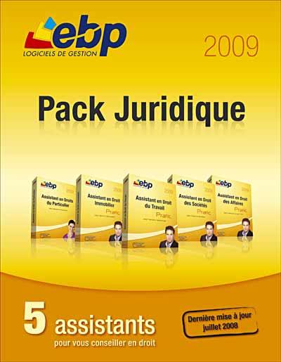 EBP Pack Juridique 2009