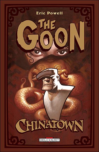 The Goon par Eric Powell 9782756017228