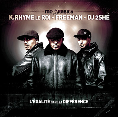 [HF] MC Arabica - L'egalite Dans La Difference
