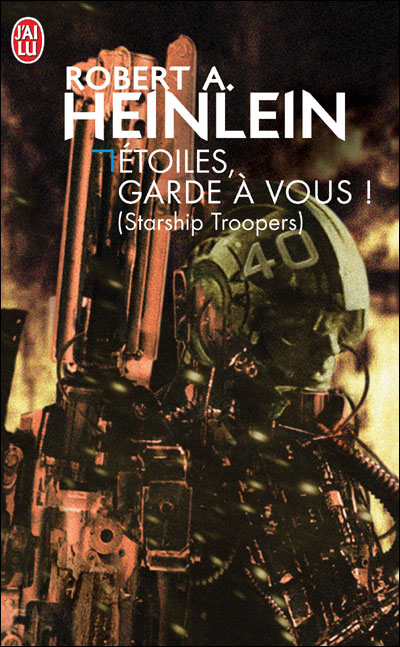 Etoiles, garde à vous ! , Starship Troopers - Robert A. Heinlein 9782290332238