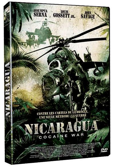 Nicaragua : cocaine war affiche
