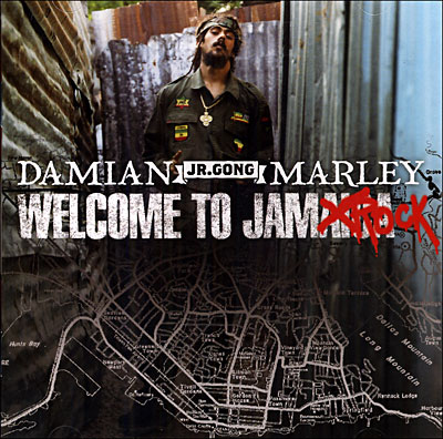 damian marley WELCOME TO JAMROCK 0602498851258