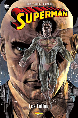 Couverture de Superman : Lex Luthor tome 1