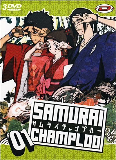 Samurai Champloo Vf et vostfr [Phoenix TK] preview 0