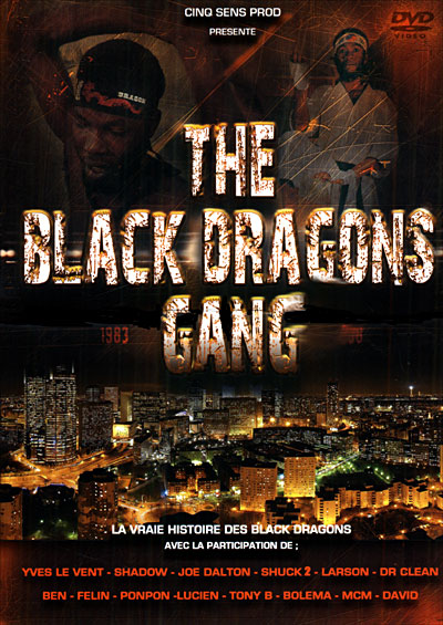 The Black Dragon Gang affiche