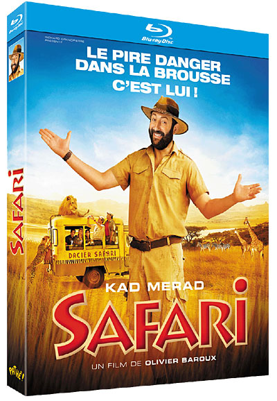 Safari PROPER FRENCH [BluRay 720p] [MULTI]