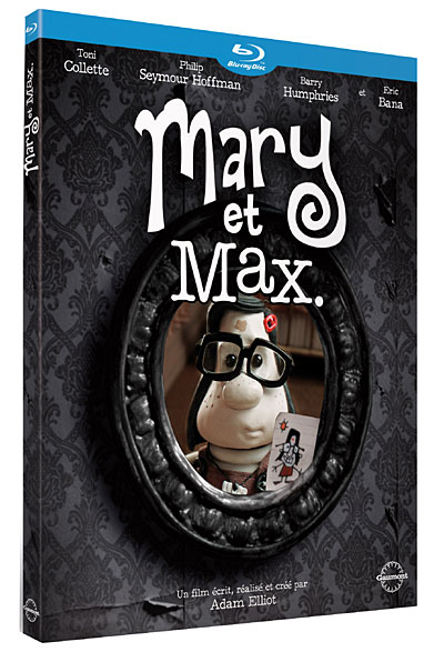 Mary et Max [BDRIP] [TRUEFRENCH]