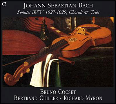 bach - J.S. Bach : sonates pour viole de gambe et clavecin - Page 2 3760014191398