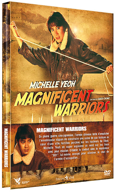 Magnificent Warriors 1987 |FRENCH| DVDRiP [FS]