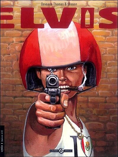"""Couverture de """"Elvis"""" tome 1"""