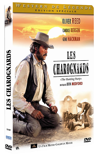 Les Charognards - The Hunting Party - 1971 - Don Medford 3512391750909