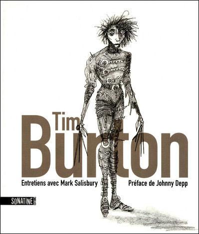 Pour les fans de Tim Burton 9782355840319