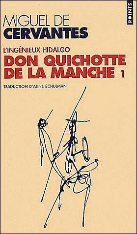 [Cervantes, Miguel de] Don Quichotte de la Manche, tomes 1 & 2 9782020222129