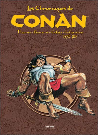 Les Chroniques de Conan [Panini] 9782809412529