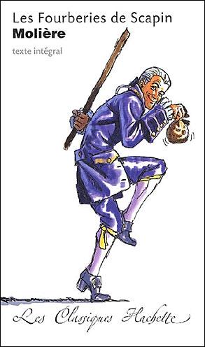 LES FOURBERIES DE SCAPIN de Molière 9782011691729
