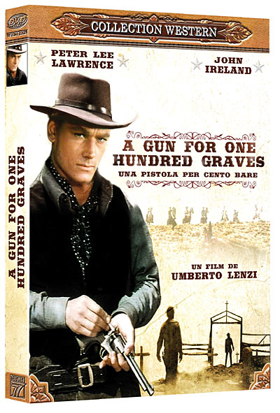 Pistolets pour un massacre - La malle de San Antonio - Una pistola per cento bare  - 1968 - Umberto Lenzi 3512391751739