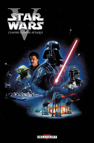 Star Wars V L'Empire contre attaque DVDRIP FRI ( Net) preview 0