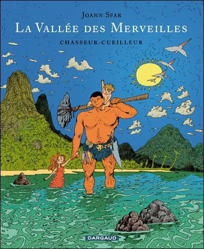 """Couverture """"La vallée des Merveilles"""""""