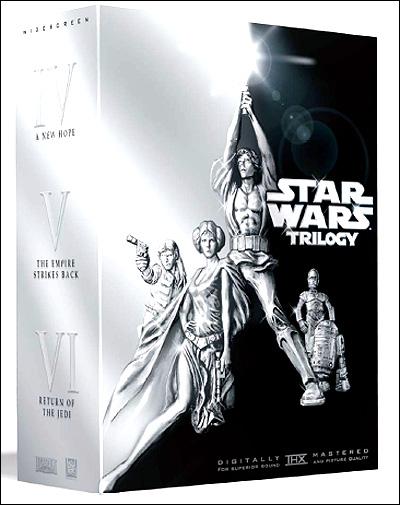STAR WARS EN BD EPISODES I A VI ET L'INTEGRALE 9782847895759