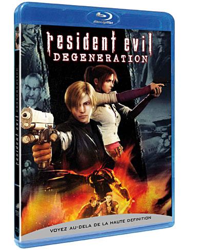 Resident Evil degeneration [BRRIP|VOSTFR] [FS-US]