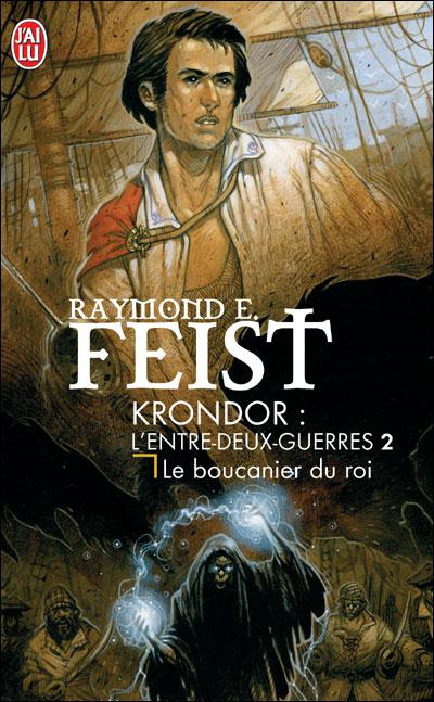 Krondor, par R.E Feist 9782290345979