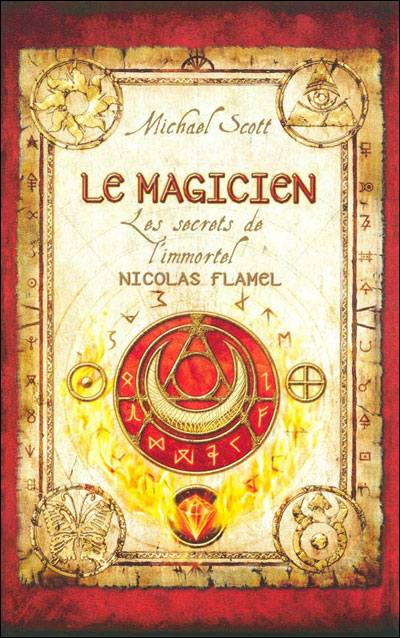 Les secrets de l'Immortel Nicolas Flamel - Michael Scott 9782266169189