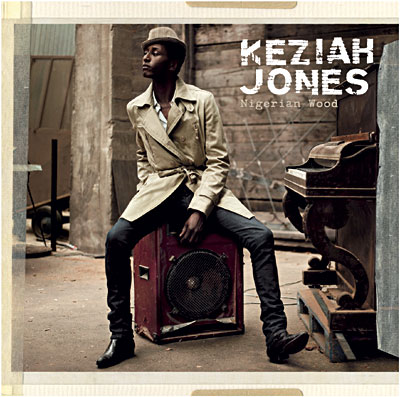 Kesiah Jones' New record, Nigerian wood dans Musique 5060107723689