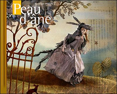 Challenge contes de f es de pimpi le blog de l 39 or - Peau d ane conte ...