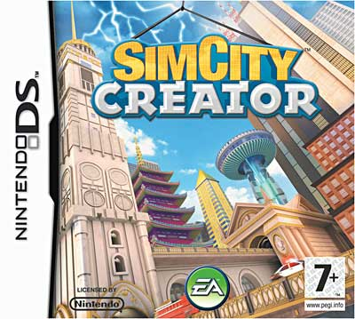 SimCity Creator DS