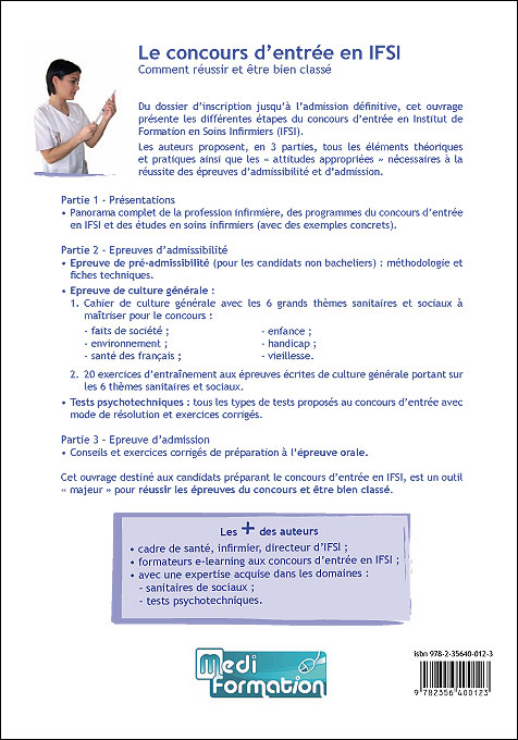 Fiche lecture ifsi exemple