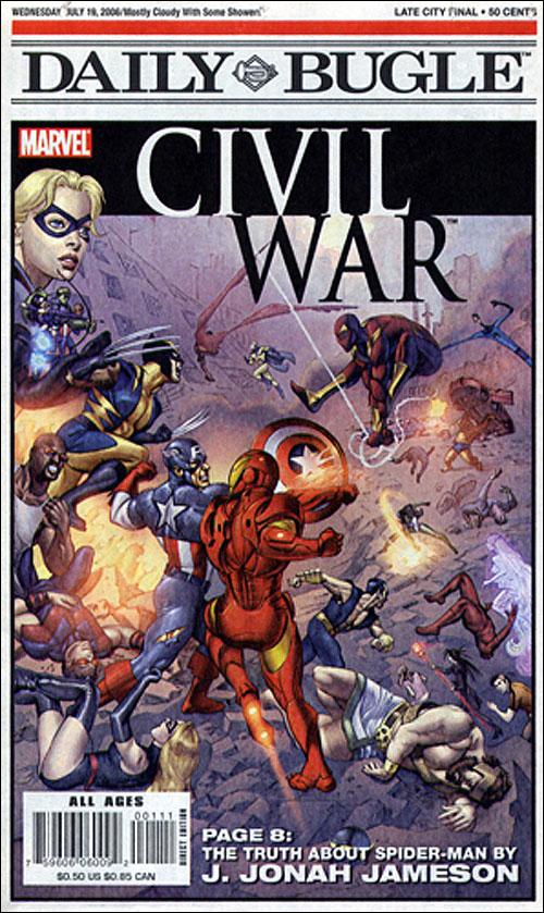Civil War Daily Bugle