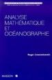 Analyse mathématique et océanographie