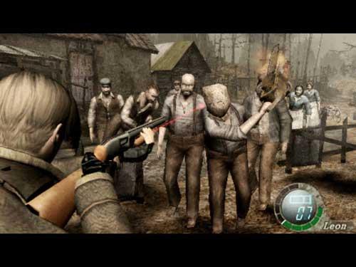 Biohazard 4 (Resident Evil 4) 5030931047718_1