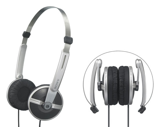 casque sony mdr 710 lp