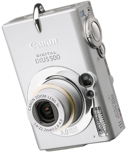 Photo de Canon Ixus 500