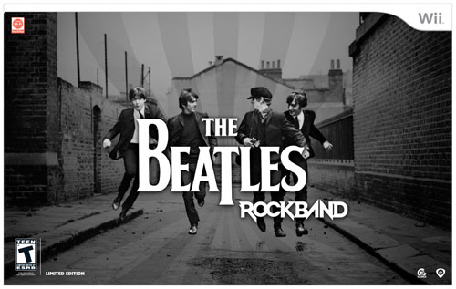 The Beatles : Rock Band sur Wii
