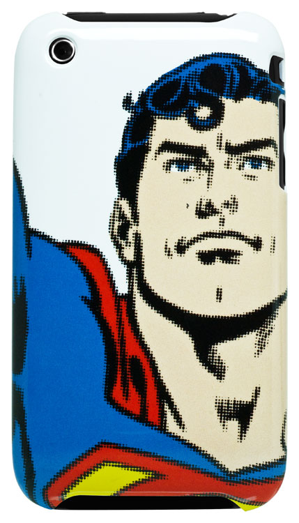 DC Comics Coque iPhone 3G & 3Gs sigle Superman - Fnac.com - Etui pour ...