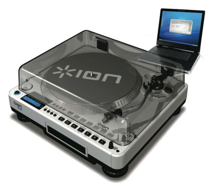 Ion LP-2CD