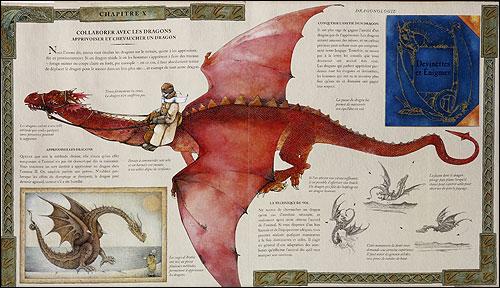 Dragonologie, l'encyclopédie des dragons 9782745913593_3